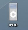 iPodを外付けUSBメモリにする