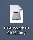 utau-synthインストール