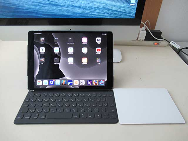 iPadAirをパソコンのように使うために購入した2つのもの